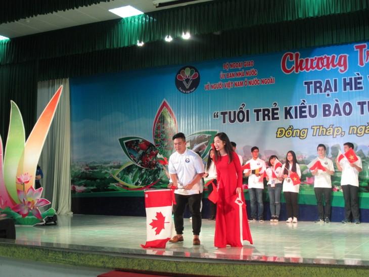 Những hình ảnh đẹp của Trại hè Việt Nam 2017 - ảnh 36