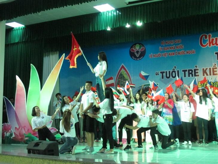 Những hình ảnh đẹp của Trại hè Việt Nam 2017 - ảnh 38