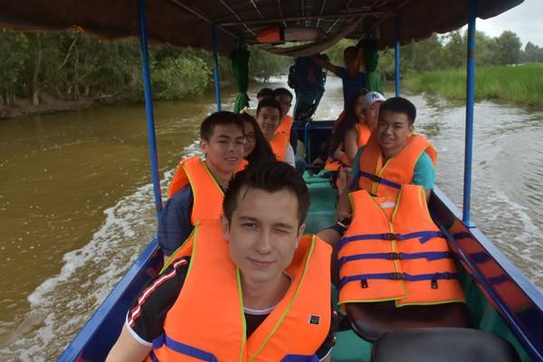 Những hình ảnh đẹp của Trại hè Việt Nam 2017 - ảnh 40