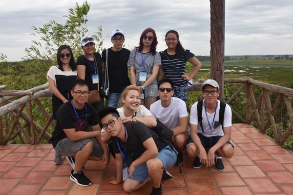 Những hình ảnh đẹp của Trại hè Việt Nam 2017 - ảnh 43