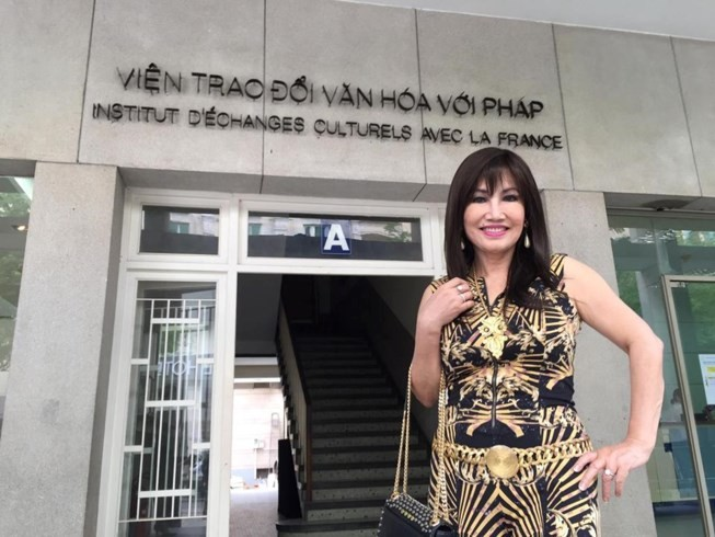 Thanh Lan - nữ ca sĩ tài sắc hội ngộ cùng khán giả Việt - ảnh 1