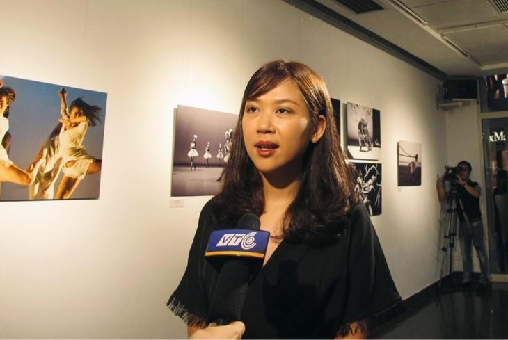 Múa đương đại sống động qua ống kính nhiếp ảnh gia Pháp – Việt - ảnh 2