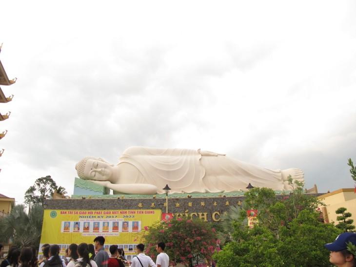 Chùa Vĩnh Tràng – nét giao thoa kiến trúc Đông Tây tinh tế - ảnh 5