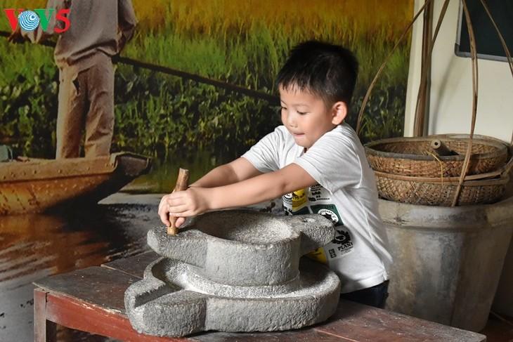 Huê: À la découverte du musée des outils agraires de Thanh Toàn - ảnh 16