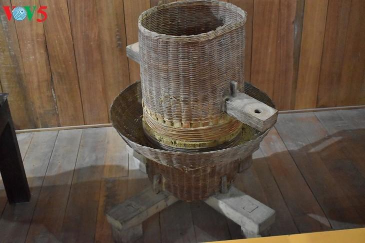 Huê: À la découverte du musée des outils agraires de Thanh Toàn - ảnh 7