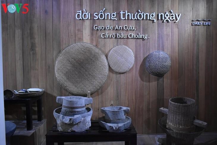 Huê: À la découverte du musée des outils agraires de Thanh Toàn - ảnh 6