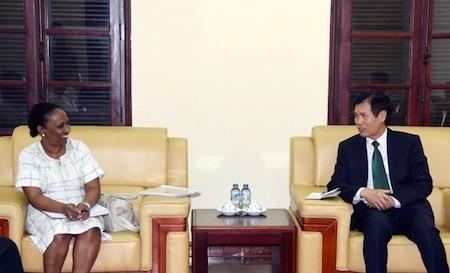 Robustecen cooperación deportiva Vietnam-Cuba - ảnh 1