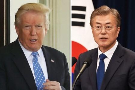 Corea del Sur y Estados Unidos estrechan cooperación sobre la cuestión norcoreana  - ảnh 1