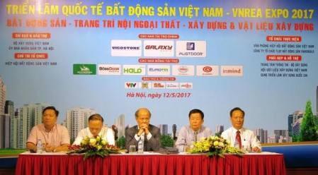 Doce países participarán en II Exhibición Internacional Vietbuild Hanoi 2017  - ảnh 1