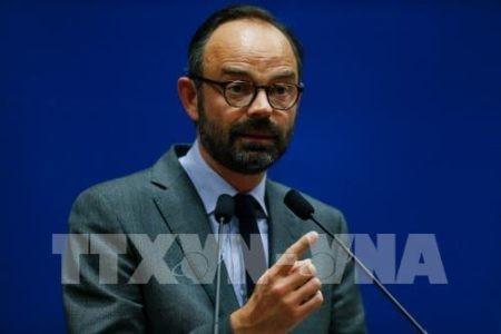 Nuevo presidente francés anuncia puestos principales de su gabinete - ảnh 1