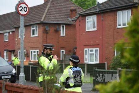 Policía británica arresta a sospechosos en Manchester en relación con ataque de concierto - ảnh 1