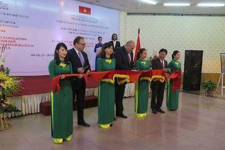 Promueven en Vietnam imagen del país y pueblo de Bielorrusia - ảnh 1