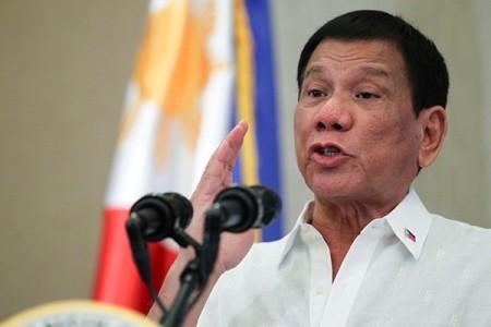 Presidente filipino repudia la negociación con grupo insurgente - ảnh 1