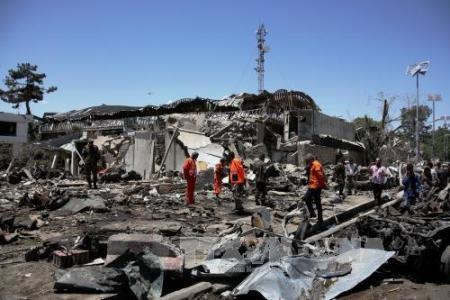 Suman 150 las víctimas fatales del atentado de Kabul - ảnh 1
