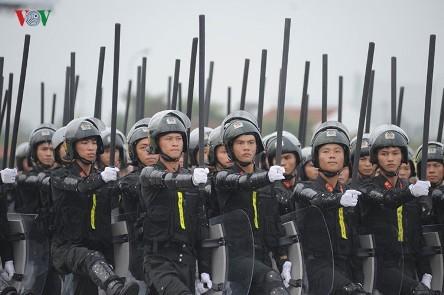 Vietnam y Japón refuerzan cooperación contra crímenes - ảnh 1