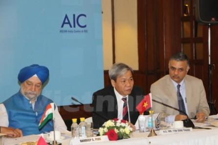 La India y Asean conmemoran 25 aniversario de su asociación - ảnh 1