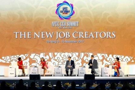 Reunión Empresarial APEC 2017 discute el impulso del crecimiento global  - ảnh 1