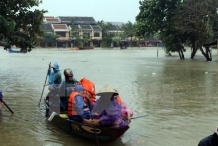 Vietnam agradece a Rusia por su asistencia millonaria a las víctimas del hurancán Damrey - ảnh 1