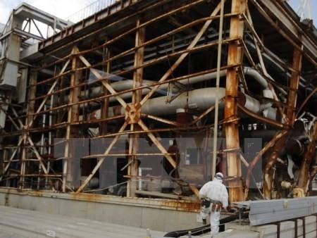 Comienzan en Japón la eliminación de los desechos radiactivos de bajo nivel del desastre nuclear  - ảnh 1