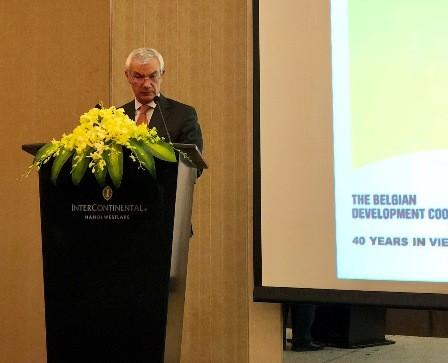 Vietnam y Bélgica fortalecen su cooperación en agricultura  - ảnh 1