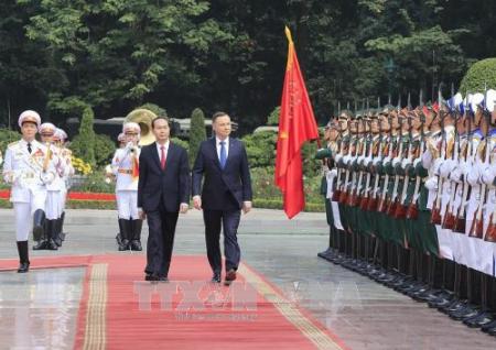 Vietnam y Polonia determinados a fortalecer las relaciones bilaterales  - ảnh 1
