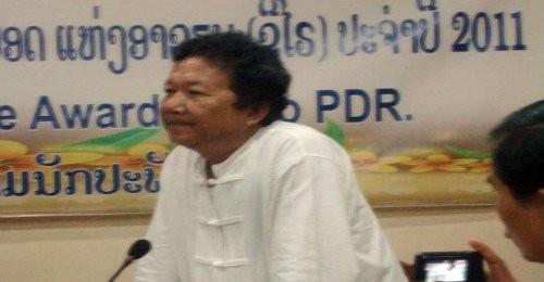 Pertemuan dengan para sastrawan yang mendapat  Penghargaan Sastra  Asia Tenggara 2011 - ảnh 2