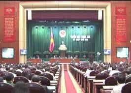Persidangan ke-6  Komite tetap Majelis Nasional Vietnam diteruskan di kota Hanoi - ảnh 1