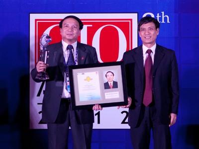 Penghargaan Pemimpin Teknologi Informasi ASEAN tahun 2012 - ảnh 3