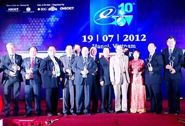 Penghargaan Pemimpin Teknologi Informasi ASEAN tahun 2012 - ảnh 2