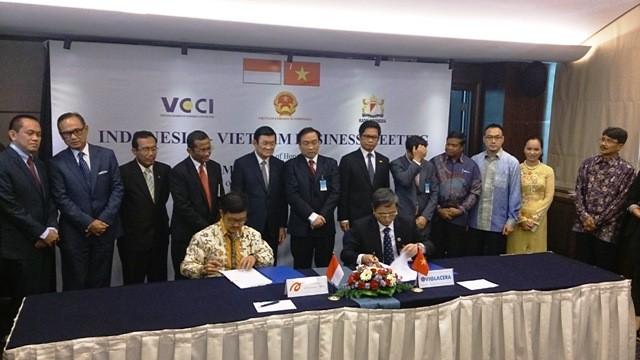 Banyak badan usaha milik negara Indonesia  berencana melakukan investasi di Vietnam - ảnh 1