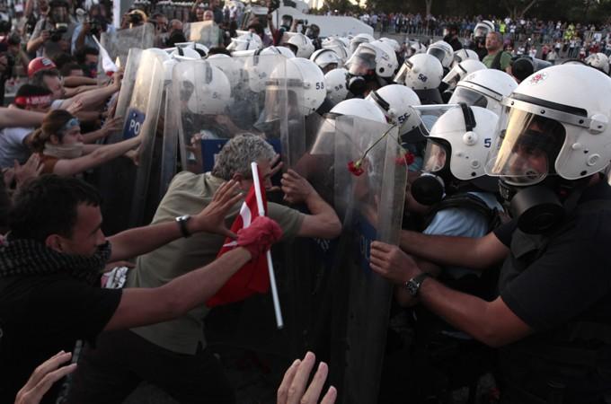 Mesir terperangkap ke dalam  pusaran instabilitas baru - ảnh 1