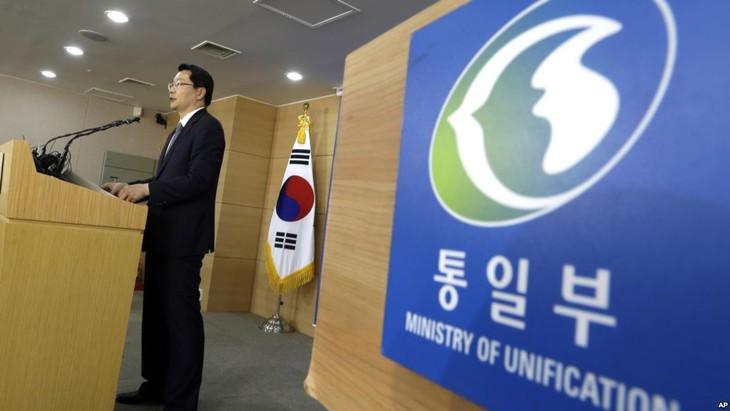 Republik Korea memperingati Hari  Penandatanganan Pernyataan bersama antar dua bagian negeri Korea - ảnh 1