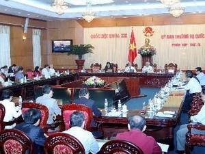 Persidangan ke-19 Komite Tetap MN Vietnam  akan diselenggarakan - ảnh 1
