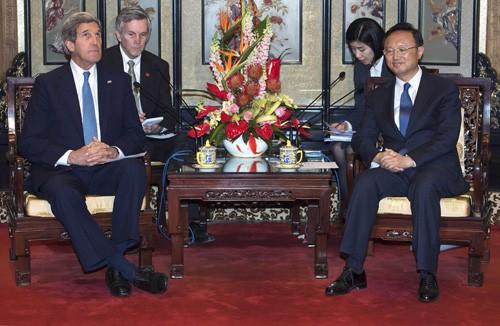 Pembukaan Dialog ke-5 tentang  Strategi dan Ekonomi AS- Tiongkok  - ảnh 1