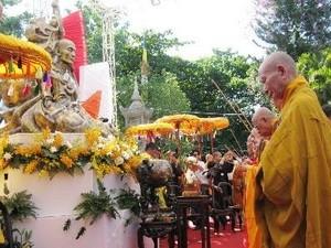 Konferensi tentang urusan  agama di kawasan Vietnam Tengah dan daerah Tay Nguyen. - ảnh 1