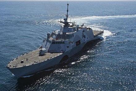 Latihan  perang tahunan Angkatan Laut Singapura-Amerika Serikat - ảnh 1