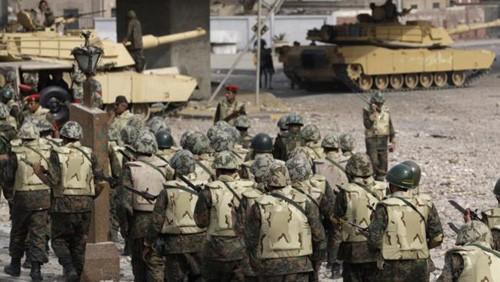 Uni Eropa mengimbau kepada tentara Mesir supaya jangan melakukan intervensi pada gelanggang politik. - ảnh 1