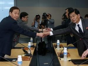 Dua bagian negeri Korea tidak bisa mencapai permufakatan dalam  perundingan ke-5 tentang zona industri Kaesong - ảnh 1