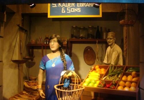 Mengunjungi  Museum Patung Lilin Singapura - ảnh 2