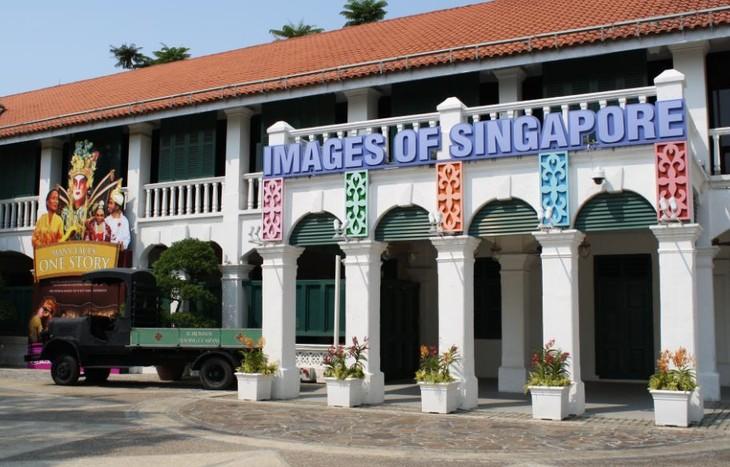 Mengunjungi  Museum Patung Lilin Singapura - ảnh 1