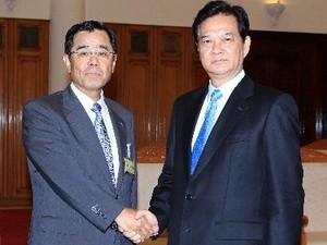 Mendorong kerjsama ekonomi, perdagangan, investasi Vietnam-Jepang - ảnh 1