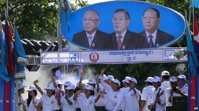 Pemilu Parlemen Kamboja - 2013 :  Kartu suara untuk kestabilan - ảnh 1