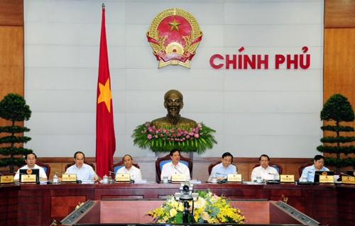 Pemerintah Vietnam mengadakan sidang periodik  Pemerintah  untuk Juli - 2013 - ảnh 1