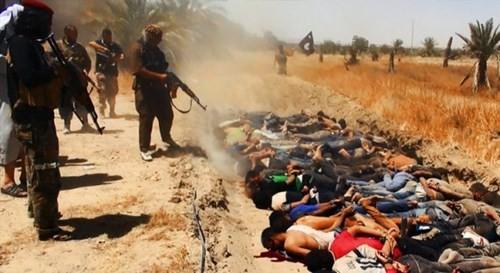 IS mengeskekusi   5 wartawan di Libia - ảnh 1
