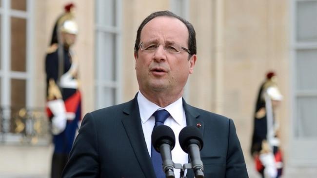 AS membantah informasi  bahwa negara ini memantau Presiden Perancis - ảnh 1
