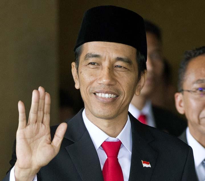 Pres. Indonesia Joko Widodo menyatakan kecemasan tentang perkembangan rumit di Laut Timur  - ảnh 1