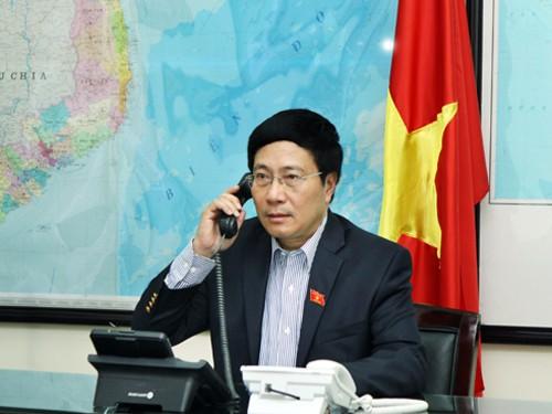 Tahun 2015 merupakan tahun  yang sukses bagi hubungan bilateral Vietnam- AS - ảnh 1