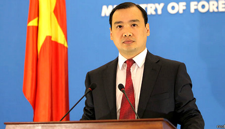 Vietnam memberikan reaksi terhadap masalah-masalah Internasional yang sedang mendapat perhatian opini umum - ảnh 1