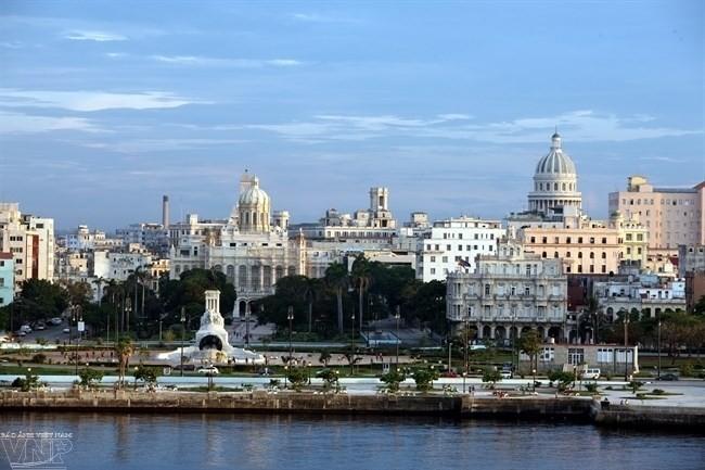 RF Jerman membuka biro perdagangan  di Kuba - ảnh 1