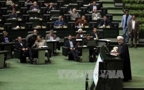 Halaman baru dalam hubungan antara Iran dengan negara-negara adi kuasa - ảnh 1
